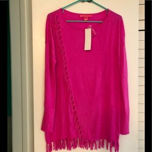 NWT Lilly Pulitzer Emberly Sweater Mandevi…